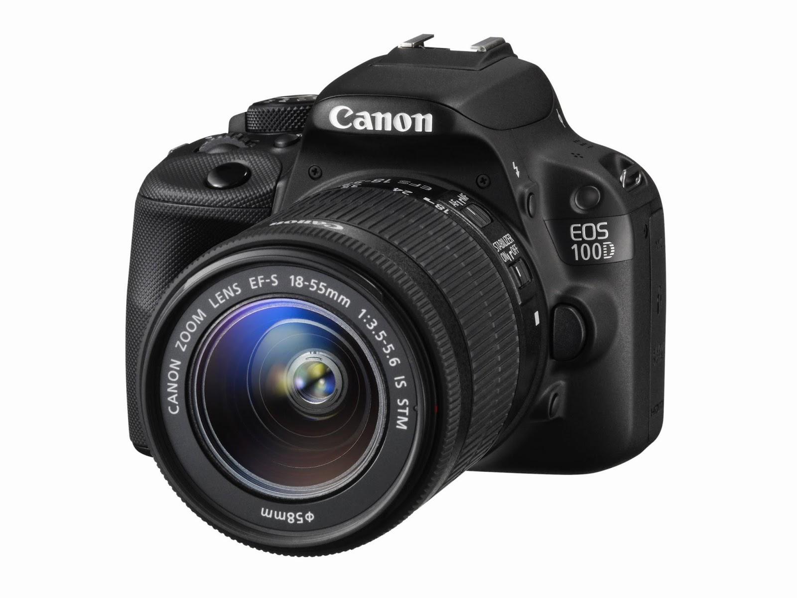 Harga kamera canon eos 100d kit plus spesifikasi terbaru canon eos 100d thecheapjerseys Choice Image