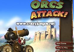 Jugar Orcs Atack