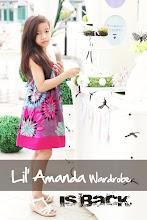 Lil' amanda wardrobe