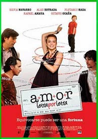Amor letra por letra [3gp/Mp4][Latino][HD][320x240] (peliculas hd )