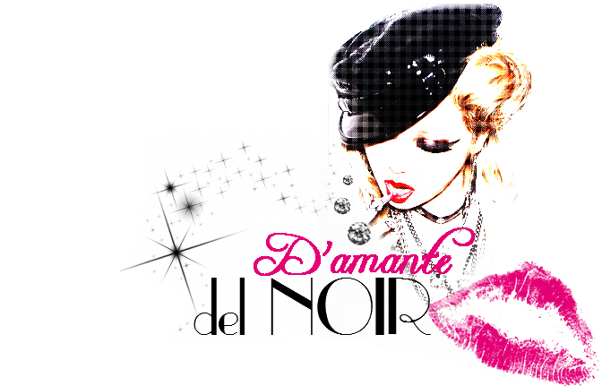 for the love | del NOIR::...