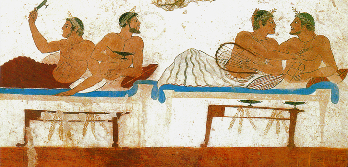 Homosexual Society in Ancient Greece