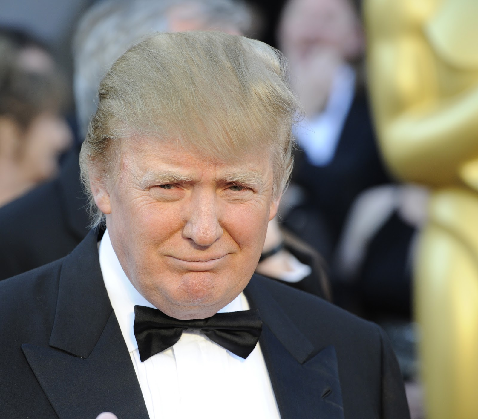 Donald Trump Hair The hair. trump isn't fooling