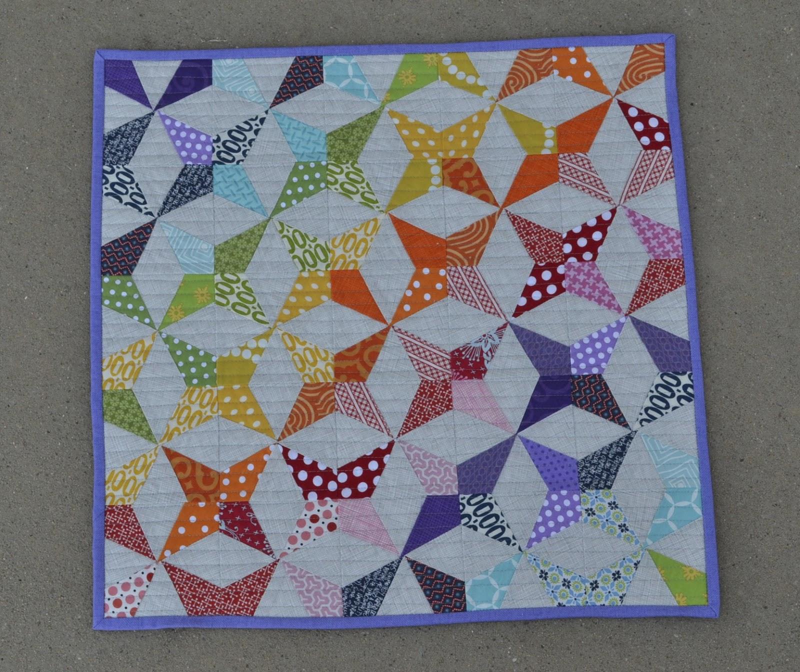 Lori hartman designs modern mini quilt challenge for Modern house quilts