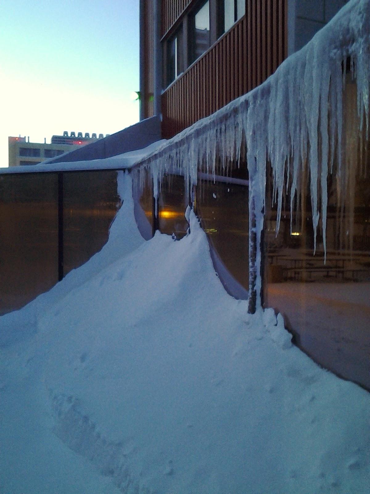 icicles edmonton