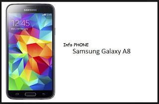 Review Spesifikasi Galaxy A8, HP Samsung Paling Tipis di Dunia