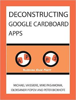 Deconstructing Google Cardboard Apps
