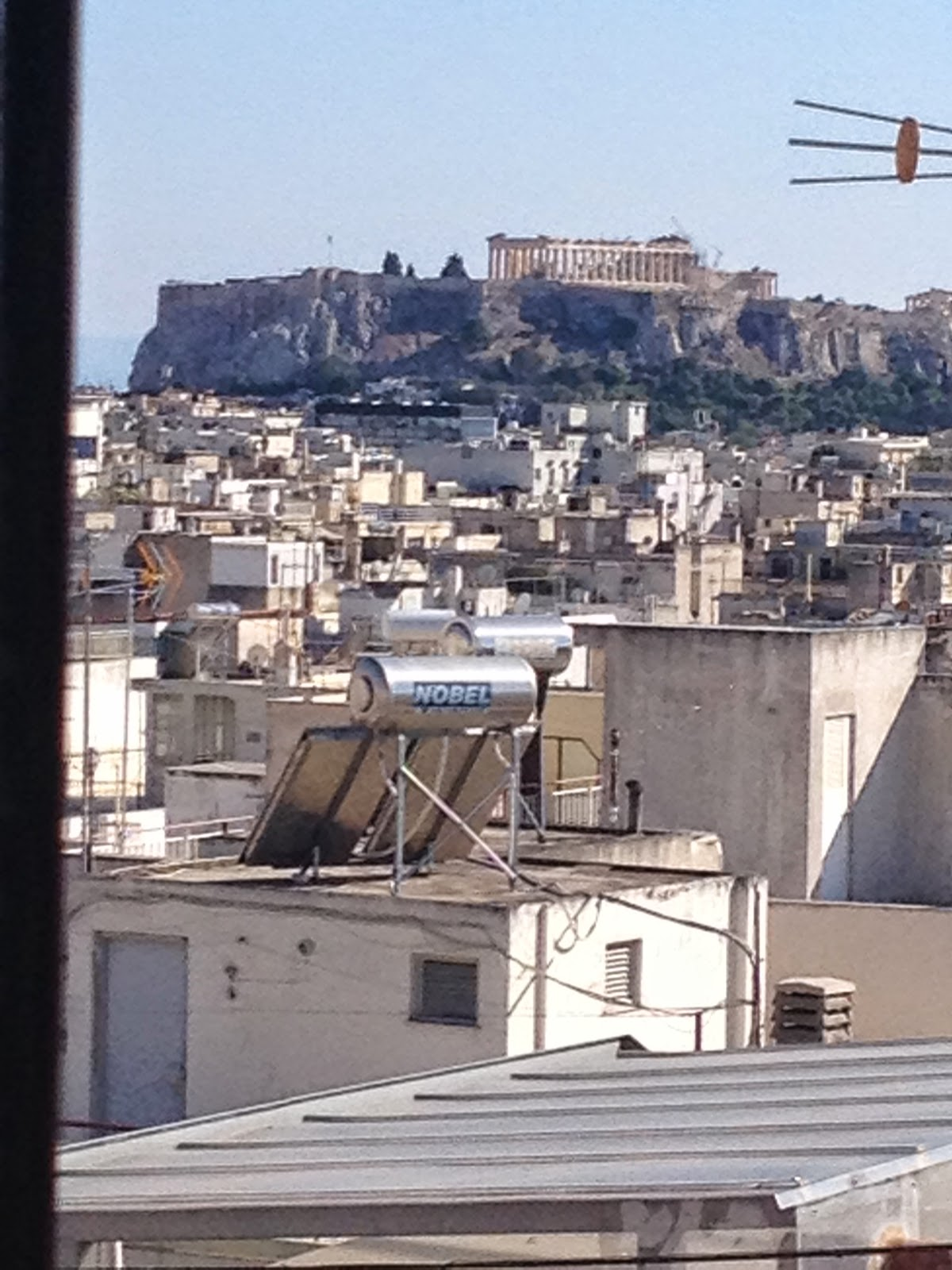 Bilan d'Athènes