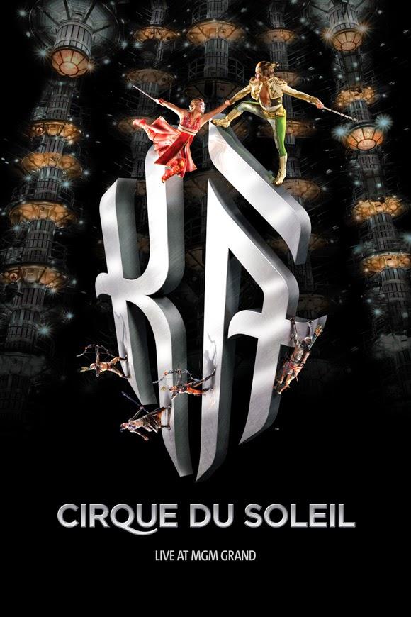Cirque du Soleil: KÀ (2004)