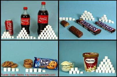 Cuidado con los azúcares