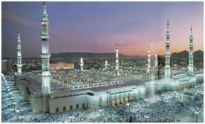Masjid Nabawi (Arab Saudi)