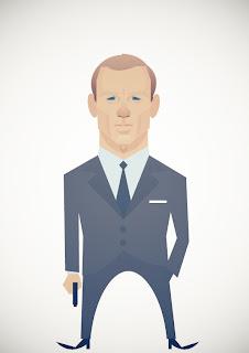 James Bond 007 in SkyFall - Daniel Craig