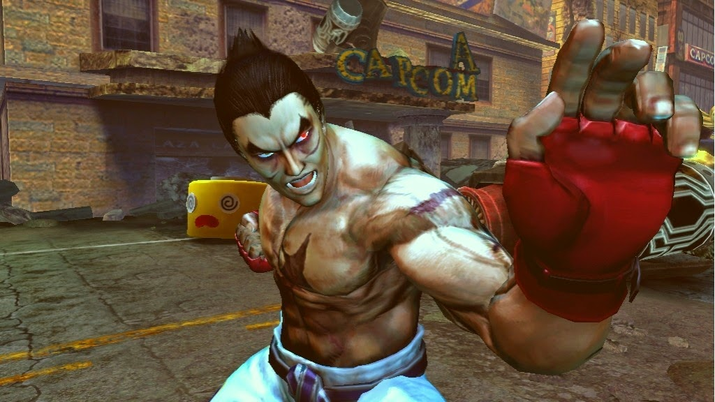 Download Street Fighter X Tekken Full