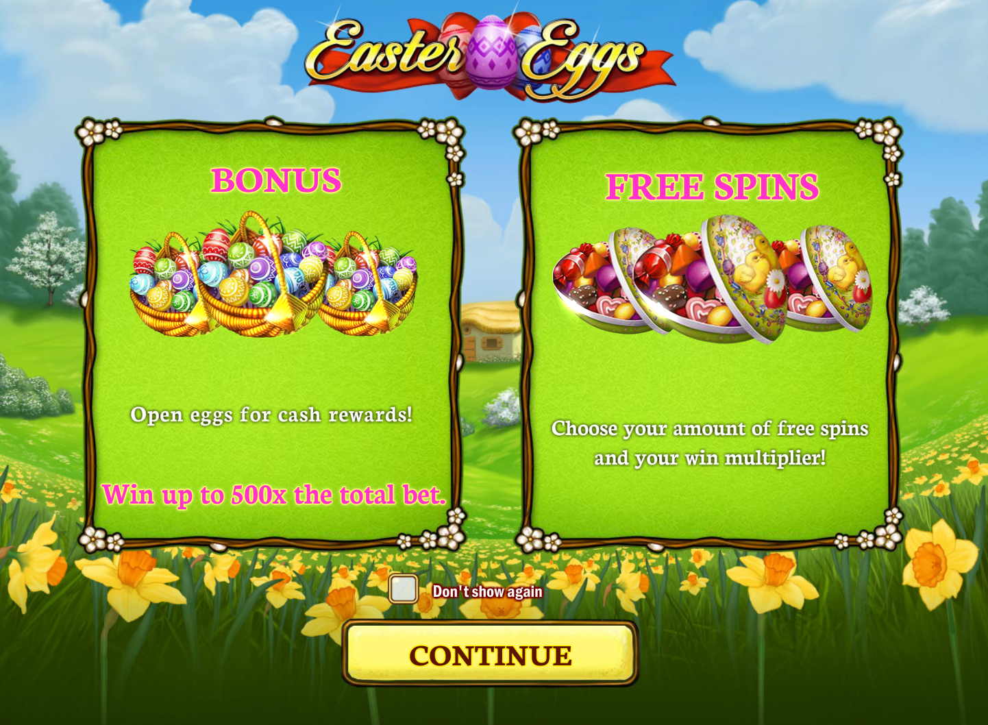 slot game easter eggs verajohn