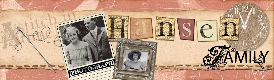 The Hansen Family History