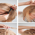 Knot A Braid Hairstyle Tutorial