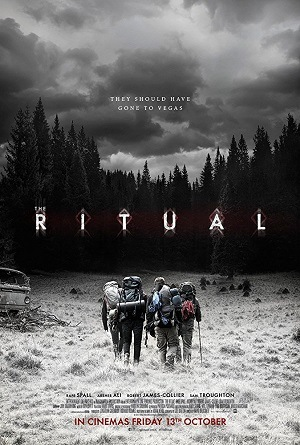 Filme O Ritual - Legendado 2018 Torrent