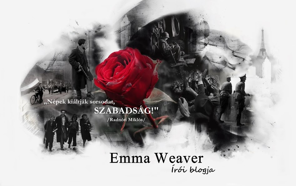 Emma Weaver írói blogja
