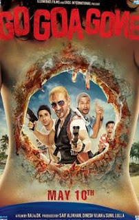 Go Goa Gone (2013) Movie Poster