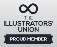 Member of The Illustrator's Union