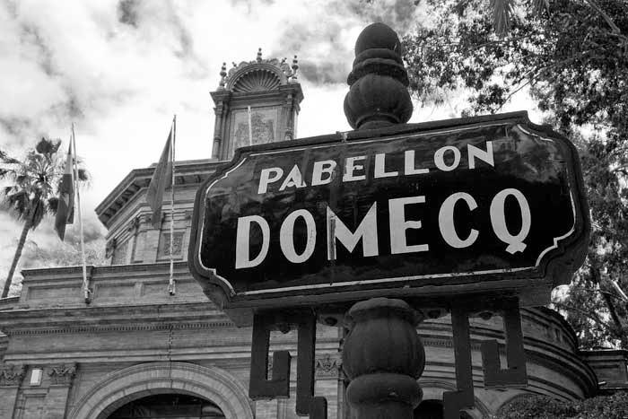 Pabellón Domecq