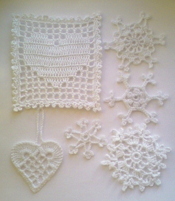 New Crochet : new crochet christmas-Knitting Gallery