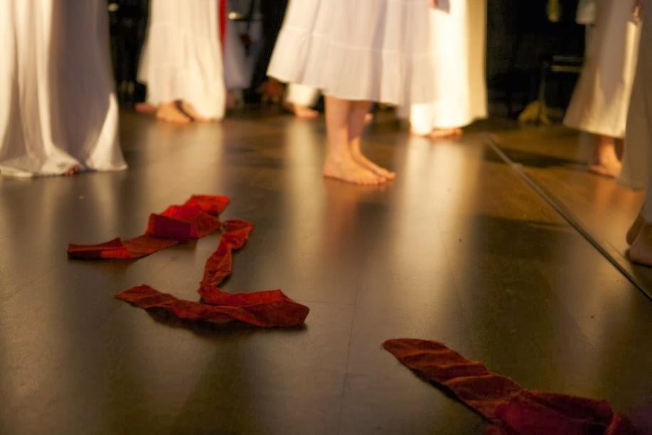 spettacoli al Greco in Movimento di Milano dal 10 al 12 marzo