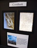 Papermaking materials
