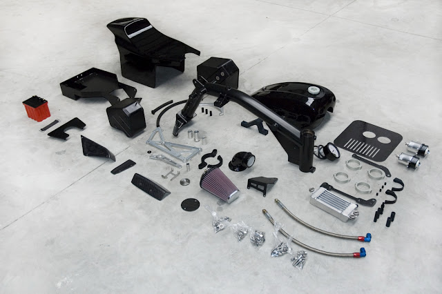 Buell XR1 kit | BOTT XR1 kit | Buell XR1 Motorcycle kit | custom Buell XR1 | custom motorcycles | way2speed.com