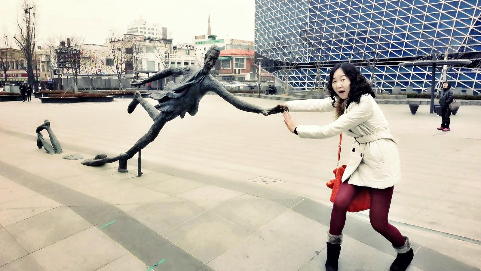Jeonju JIFF Film Street (영화의거리) | meheartseoul.blogspot.com