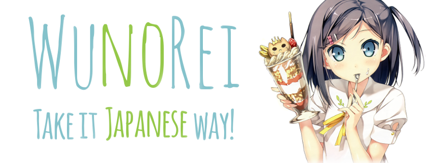 WuNoRei - take a bite of Japan!