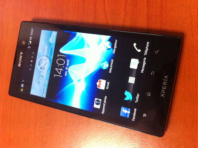 Sony Xperia Ion Images 6
