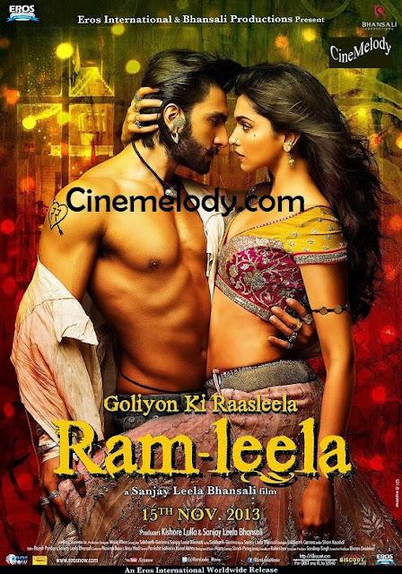 Ram Leela  Hindi Mp3 Songs Free  Download  2013