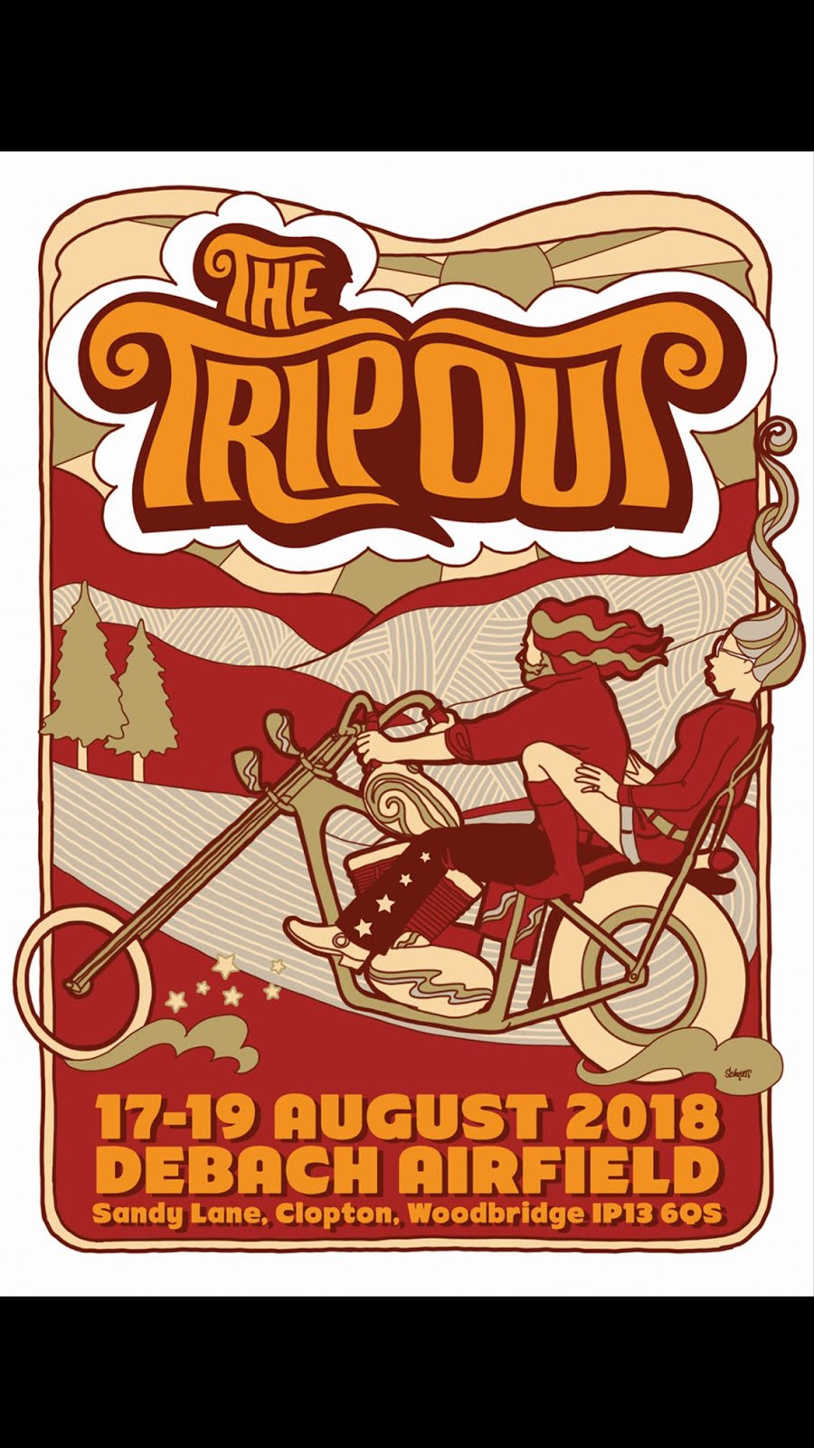 // THE TRIP OUT 18 //