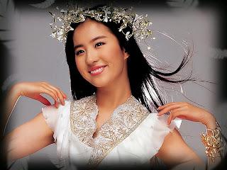 Crystal Liu Yi Fei (劉亦菲) Wallpaper HD 58