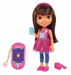 Chat With Me Dora Doll Fisher Price Dora and Friends