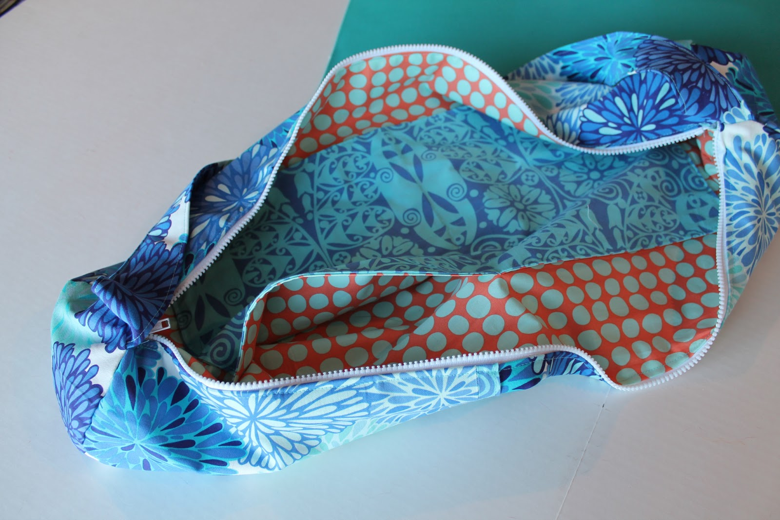 Jane S Girl Designs Yoga Bag A Tutorial
