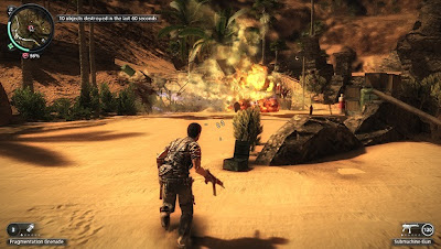 just cause 2 pc game screenshot gameplay review 2 Just Cause 2 (PC/MulTi2) RePack