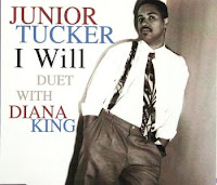 Junior Tucker Duet With Diana King - I Will (CDS) (1998)