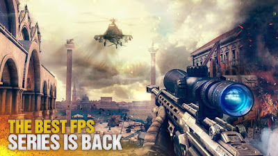 Download Modern Combat 5 Blackout v1.5.0i MOD APK
