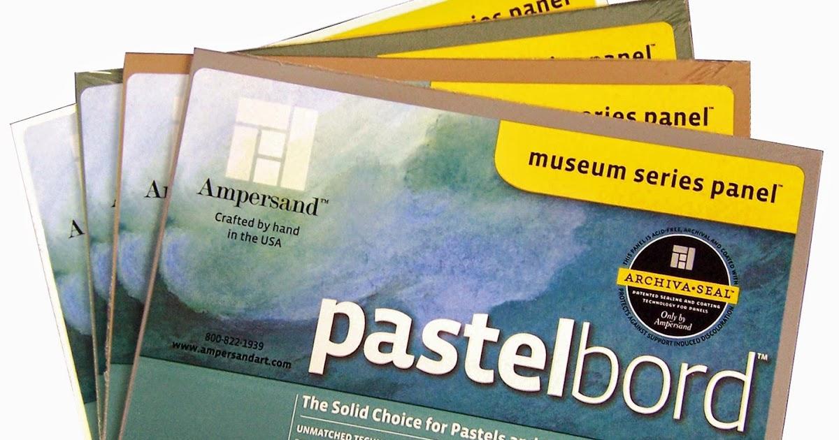 ampersand art supply innovative pastel methods on pastelbord