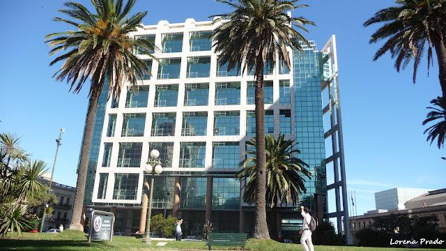 Edificio de Presidencia, Montevideo Uruguay (segun Alvaro )