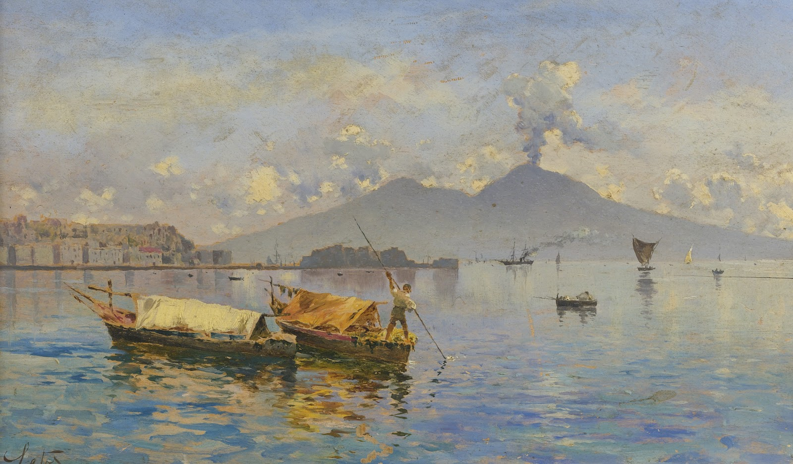Antonino Leto Napoli