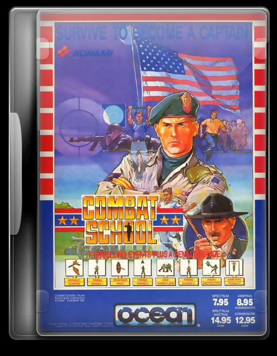 Combat School (Arcade)