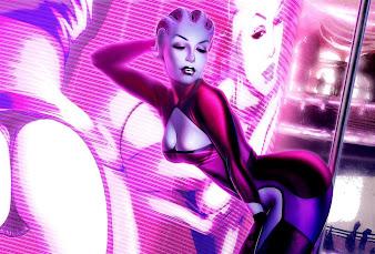 #5 Mass Effect Wallpaper