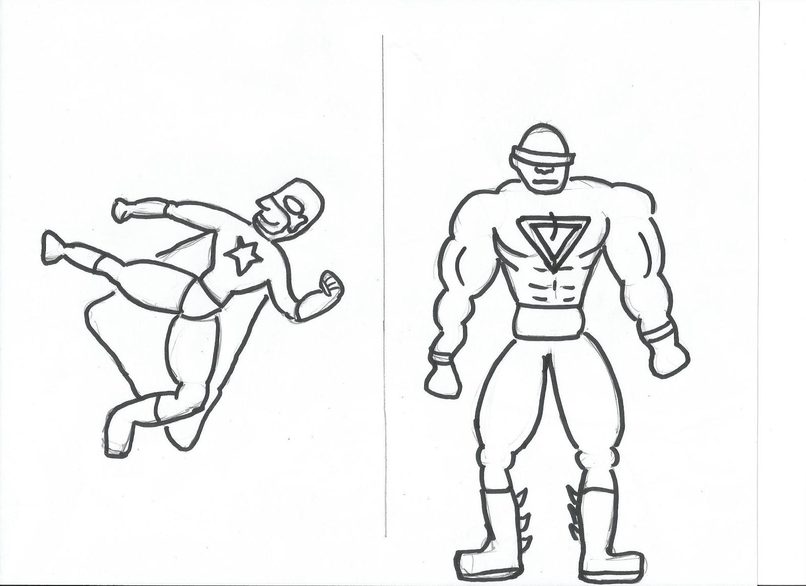 Pinteressaie dessiner des super h ros - Super heros a dessiner ...