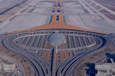 Beijing Daxing International Airport Wallpapers