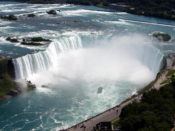Niagara Falls in USA