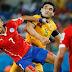 Sin deslumbrar, Chile supera a Australia 3-1