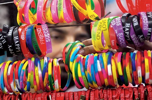 friendship day bracelet bands 2015